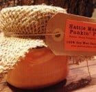 Hattie Mae's Punkin' Pie Soy Wax Candle