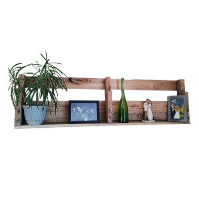 pallet display shelf