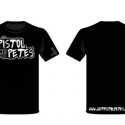 pistol petes team shirt