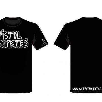 pistol petes team shirt
