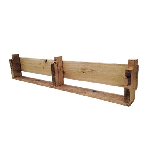 hanging pallet shelf
