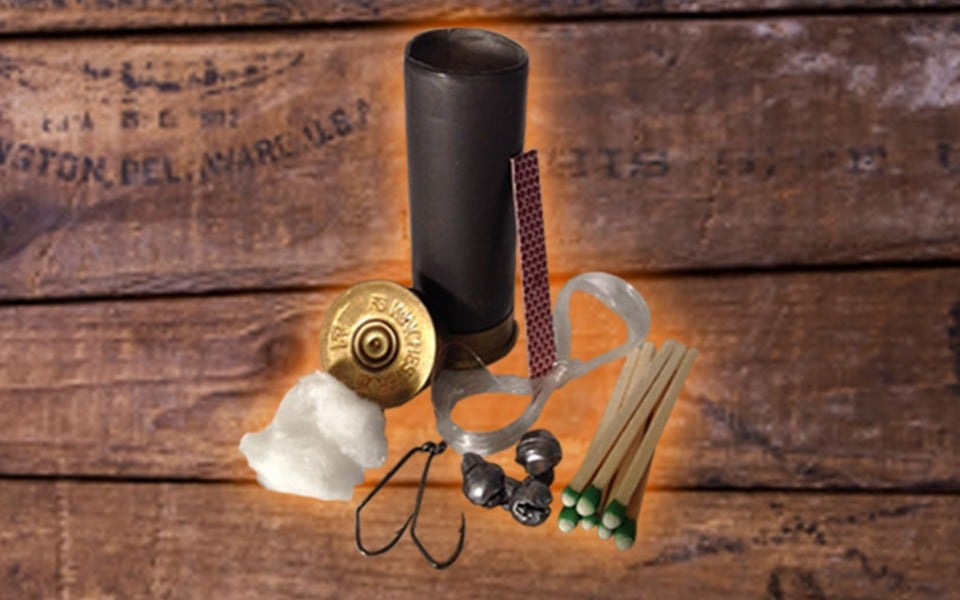 Shotgun Shell Survival Kit