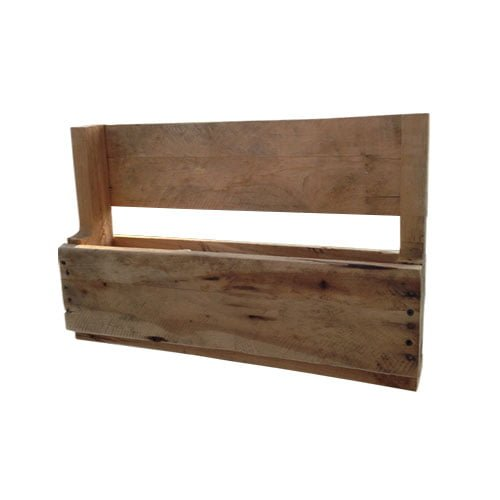 Small Wood Shelves : Small Wood Pallet Shelf - Pistol Petes