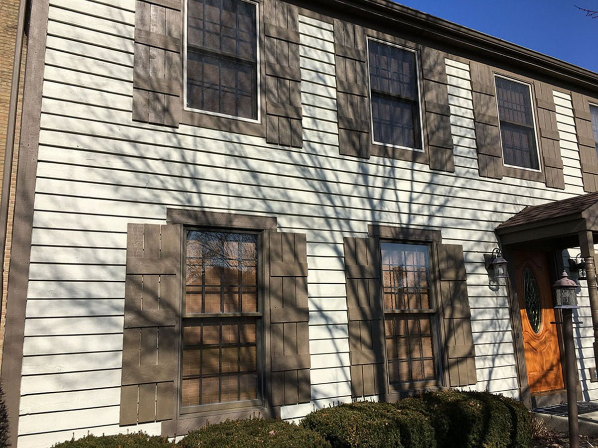 Window Shutter Decor