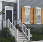 Farmhouse Style Shutters