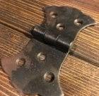 Antique Cast Iron Hinge